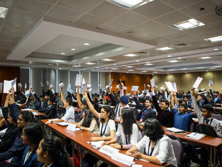5 Skills that Model United Nations helps build to make you College Ready