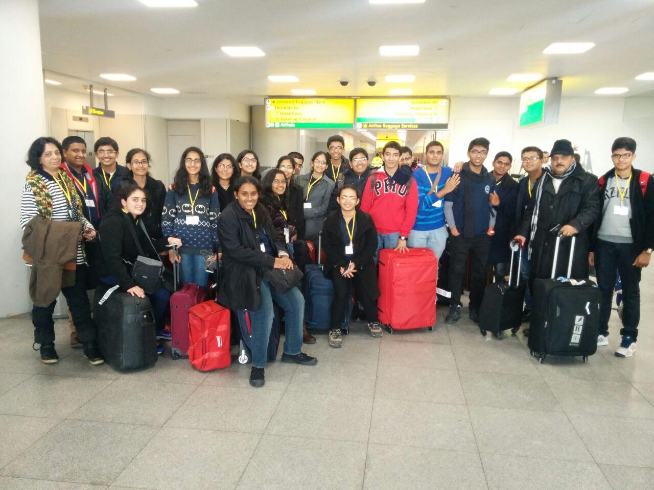 ISAG at Airport