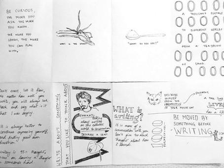 Nature-Writing Workshop Live-Doodle