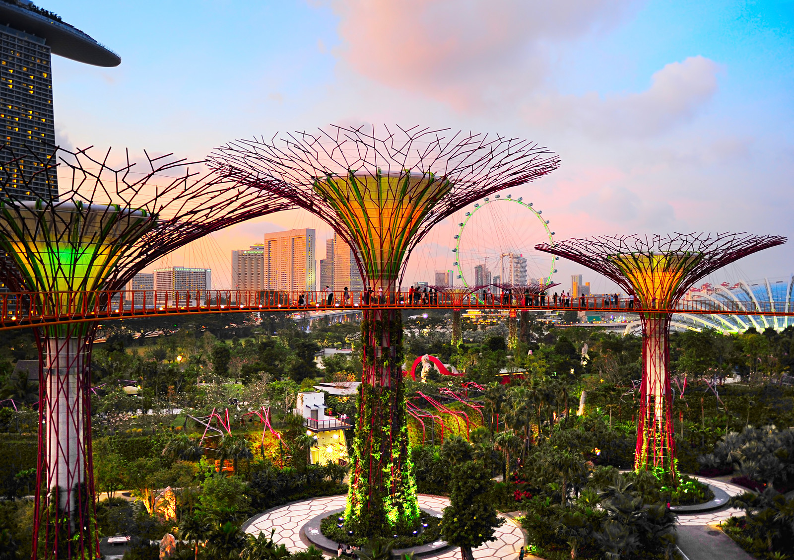 Gardens by the Bay   Worldview Education   Experiential Learning