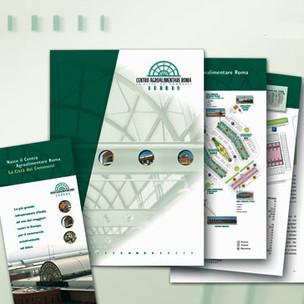 Brochure Design. CAR Market