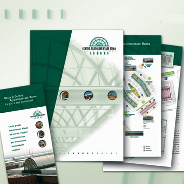 Presentation Design for CAR Mercato centrale Agroalimentare a ROMA