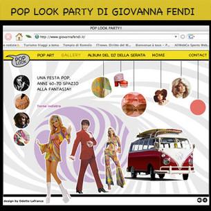 Party Website. Giovanna Fendi Caruso