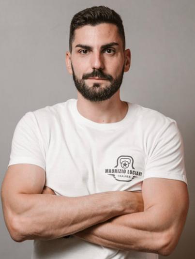 Logo Design Maurizio Luciani Personal Trainer