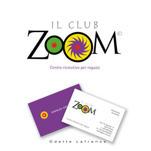 Brand Design. Zoom Kid's Club