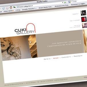 Web Design. Cuki