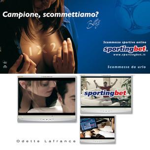 ADV Spot TV. SportingBet