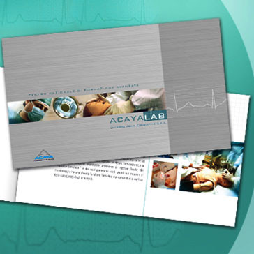 Corporate Presentation Design for ACAYA Consulting