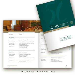 Brochure + Photo. Cnel