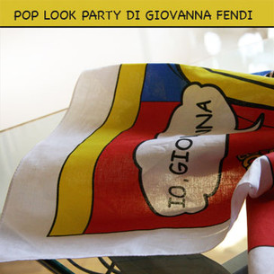 Party Foulard. Giovanna Fendi Caruso