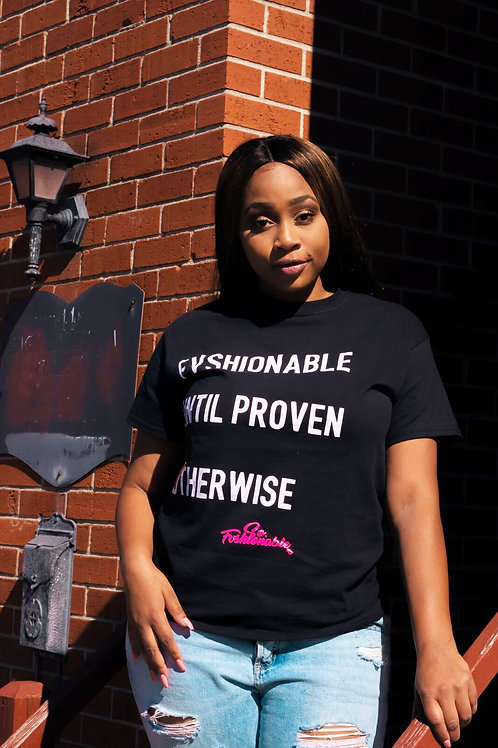 Fvshionable Always | SF T-Shirt
