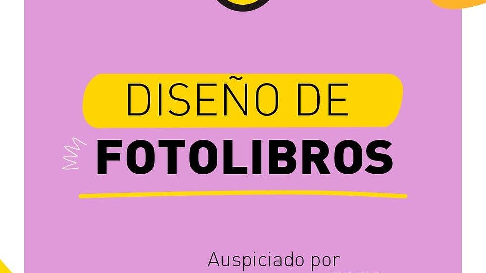 DISEÑO DE FOTOLIBROS