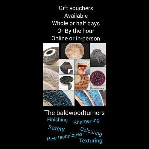 Gift voucher whole day tuition