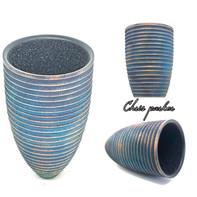 Coved vase