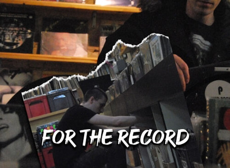 For The Record Mixtape CD OUT NOW!