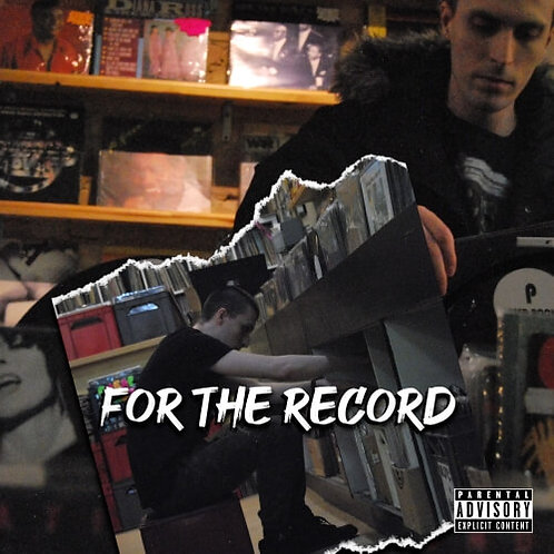 For The Record Mixtape CD