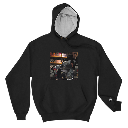 For The Record Champion Hoodie