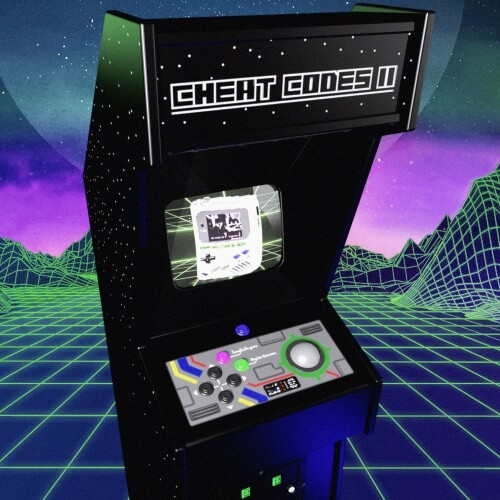 Beat Tape By Graphwize made using retro video game samples.