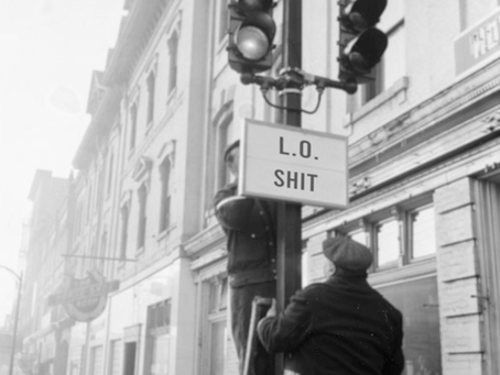 L.O. Shit EP Out Now!