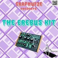 The Erebus Kit - Sample Kit - Dreadbox - Erebus