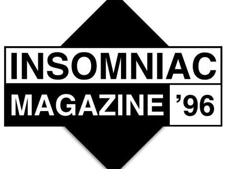 Insomniac Magazine EBE