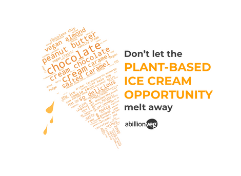 Getting Ahead in the Plant-based Ice Cream Market