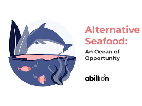 Alternative Seafood: An Ocean of Opportunity