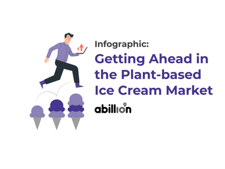 Infographic: Getting Ahead in the Plant-based Ice Cream Market