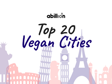 Top 20 Vegan Cities in 2020