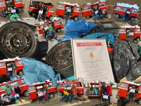 Müllsammelaktion Egenhofen