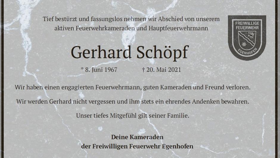 Gerhard Schöpf
