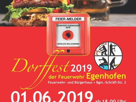 FFW Dorffest 2019