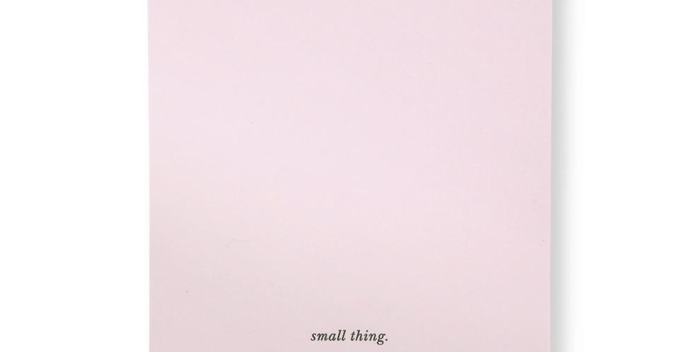 Kate Spade Stacked Notepad, Small Thing