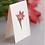 Thumbnail: FreshCut Red Amaryllis Bouquet