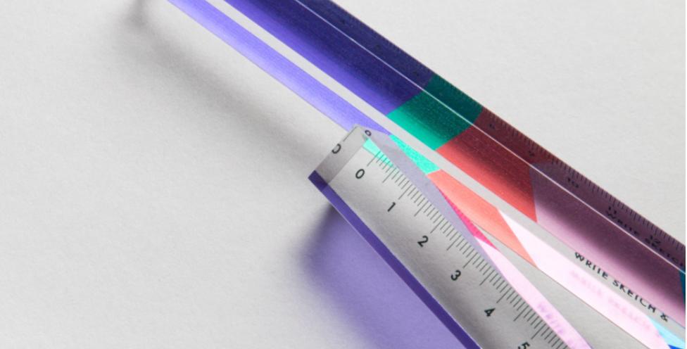 Acrylic Ruler