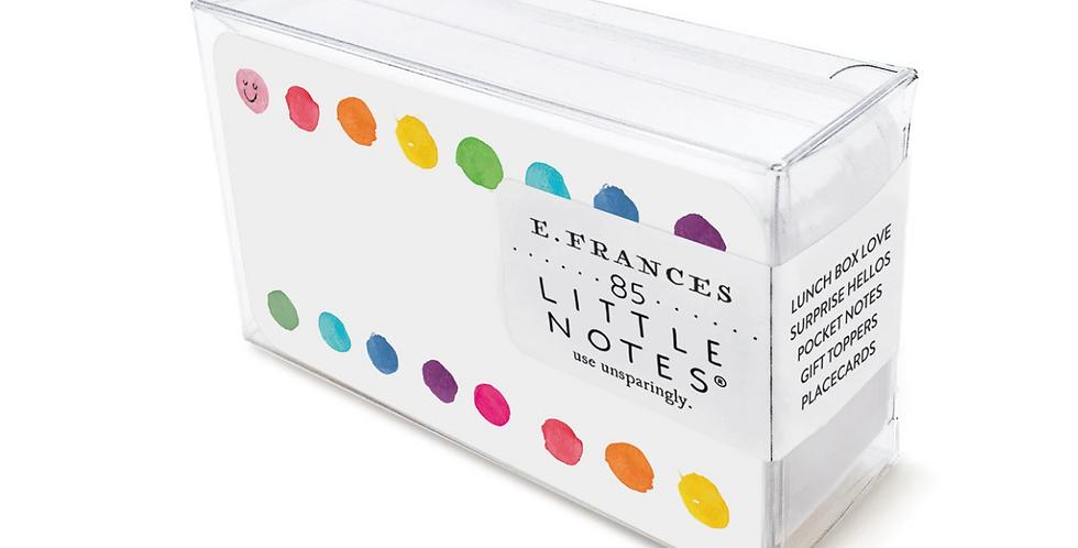 Happy Dots Little Notes