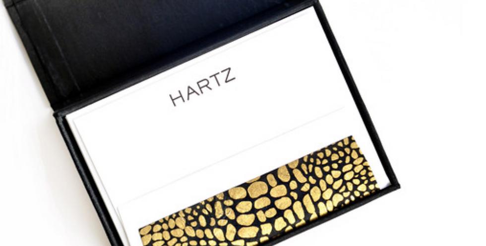 Hartz Flat Print Stationery Set