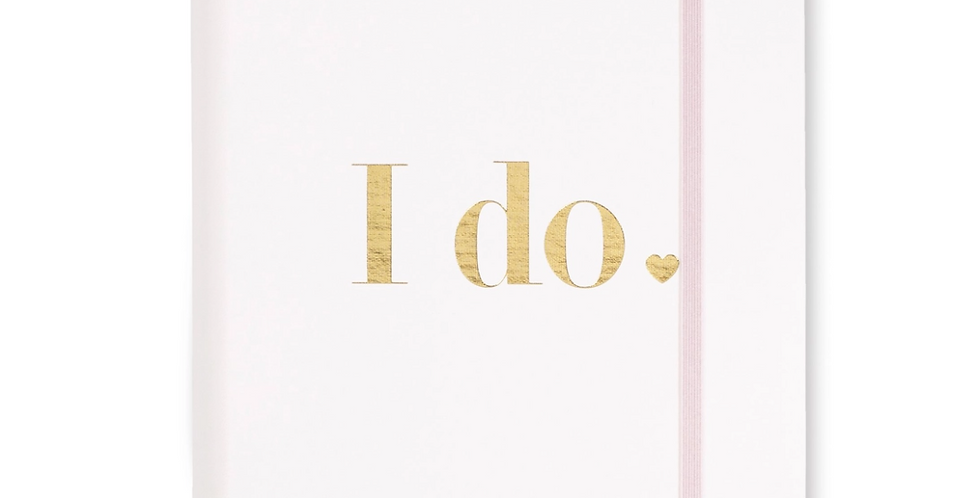"Kate Spade ""I Do"" Folio Set"