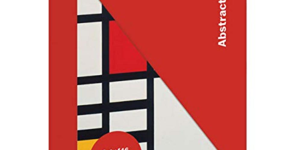 MOMA Abstraction Notecard Set