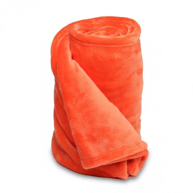 Plaid Nacarina Naranja