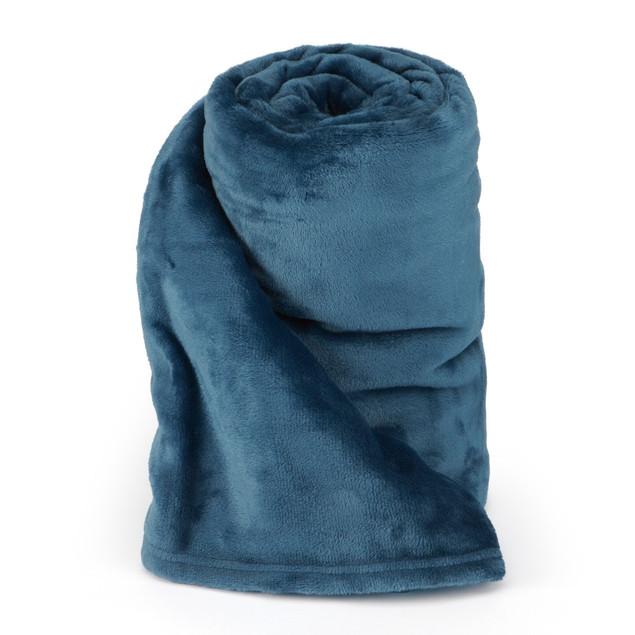 Plaid de Nacarina 046 azul