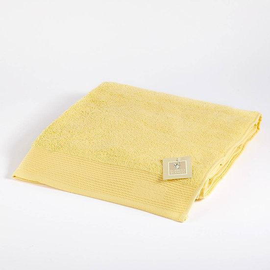 Toalla lisa suelta TO50. Amarillo