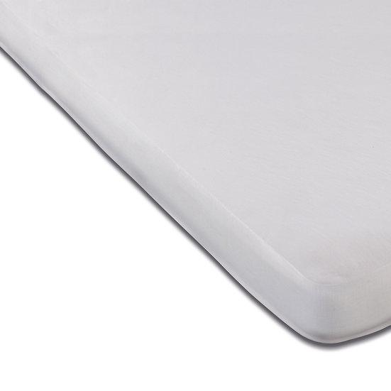 Sábana bajera impermeable Tencel POI002 blanco