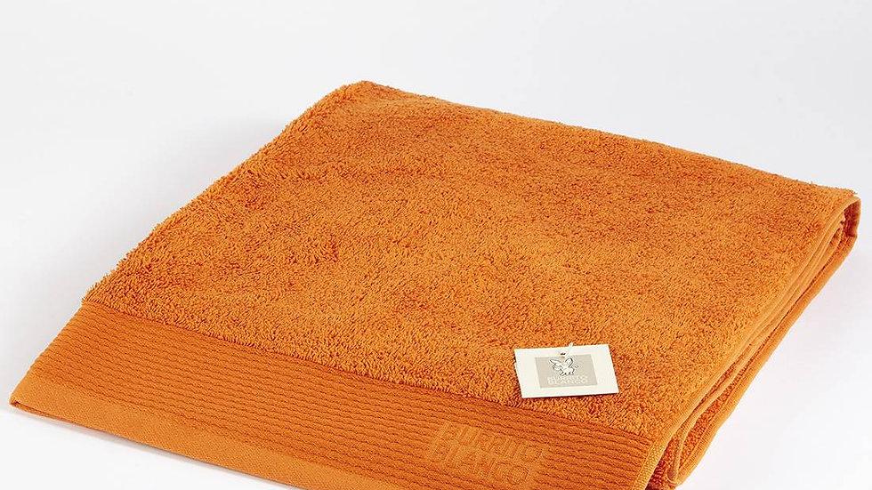 Toalla lisa suelta TO50. Naranja oscuro