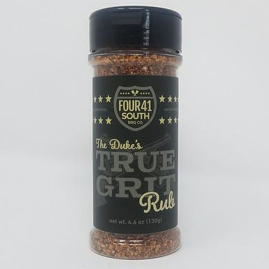 Four 41 South Rub, The Dukes True Grit Rub, 4.6 oz