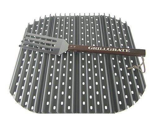 """GrillGrate Kamado Style Grill Sets, four 20"""" Panels, XLarge (24"""" dia)"""