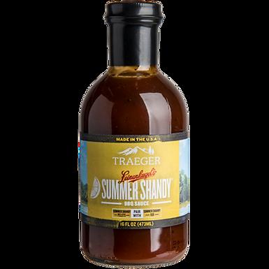 Traeger Sauce, Leinenkugel's Citrus Summer Shandy BBQ Sauce, 16 oz