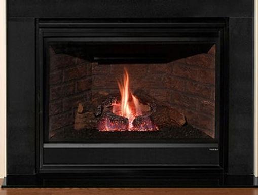 Heatilator Fireplace, Novus 36, DV IPI Gas Fireplace