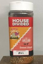 Lane's BBQ House Divided Rub #1 Competition (14.25 oz)