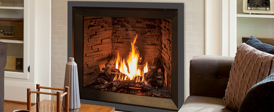 Enviro G39, Gas Fireplace